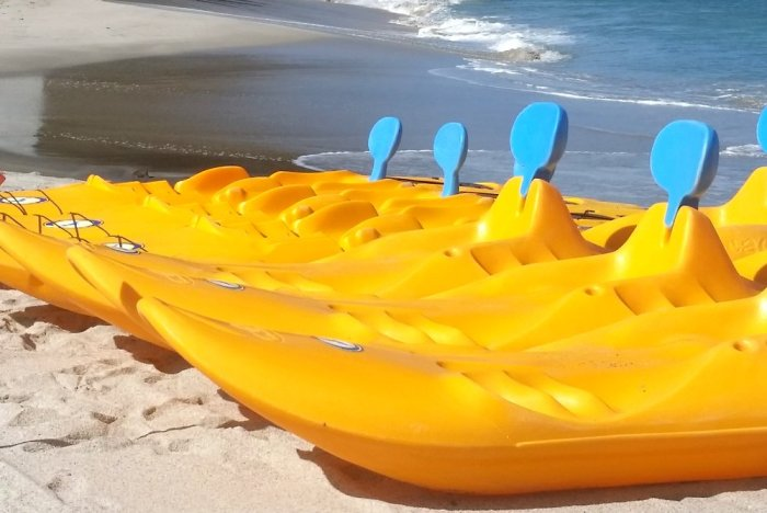 BodyHoliday kayaks