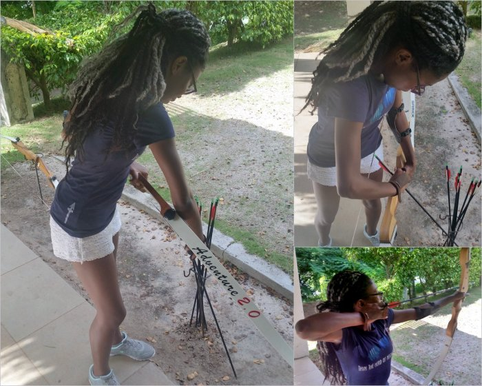 BodyHoliday archery
