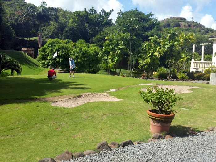 Coubaril Valley, golf, BodyHoliday