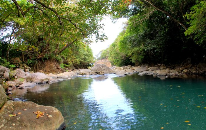 White River, Dominica