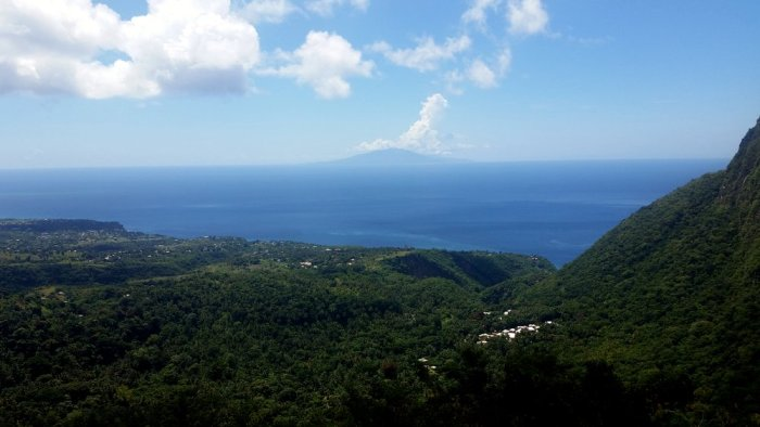 St Vincent, St Lucia, Piton Heights