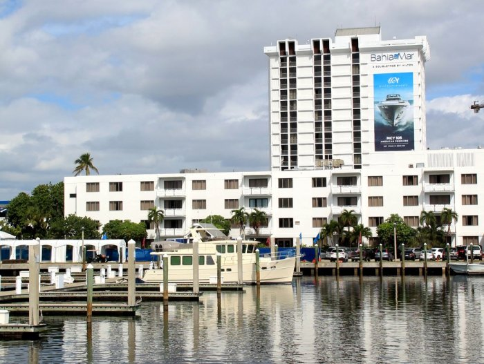 Bahia Mar Hilton, Fort Lauderdale, Florida