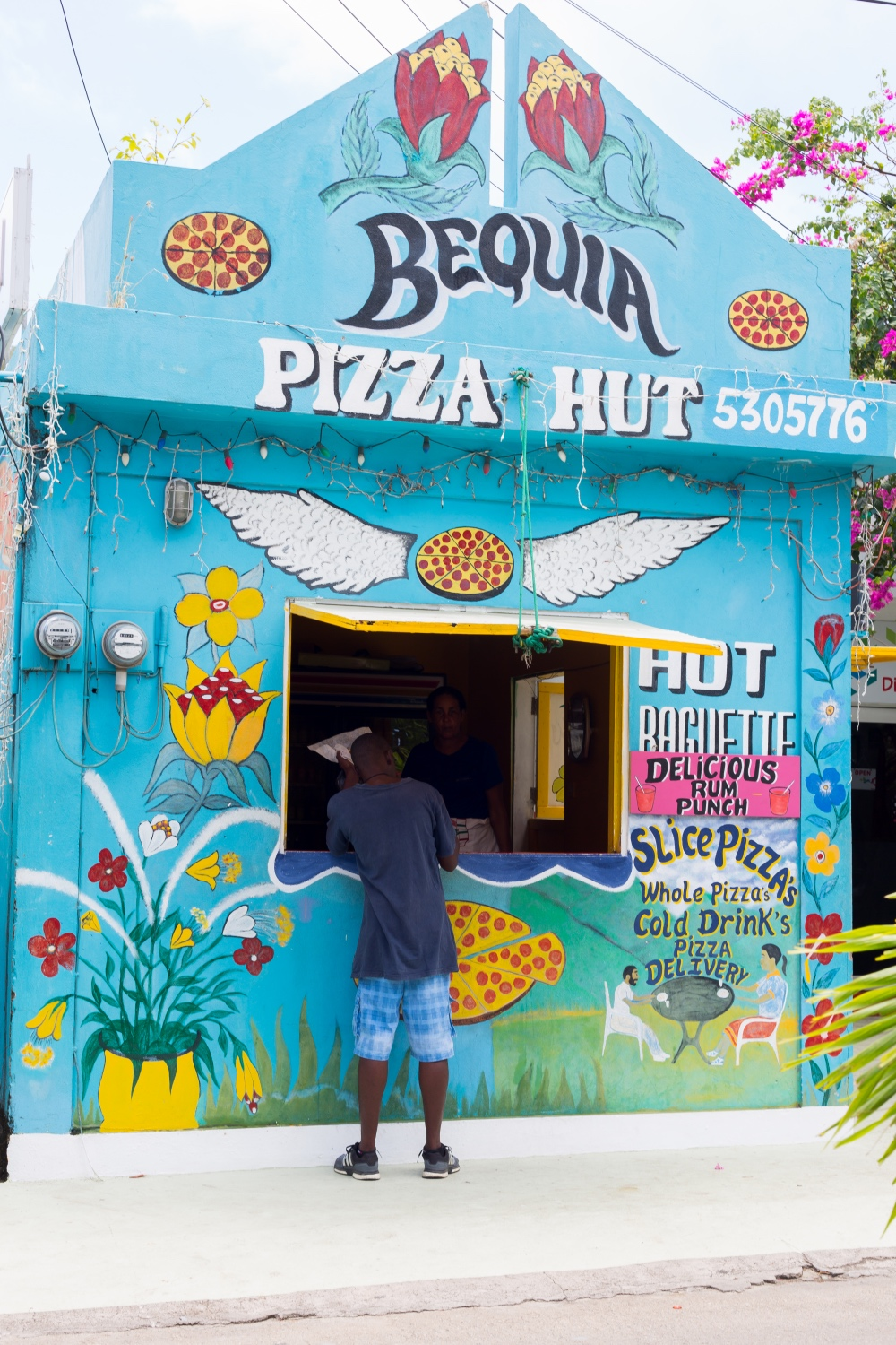Bequia Pizza Hut, Port Elizabeth