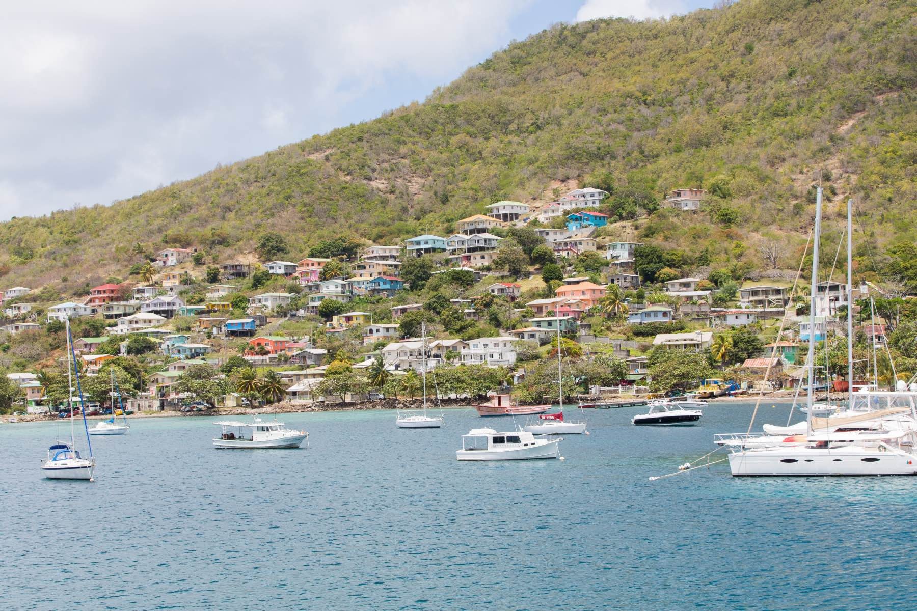 Tales of Bequia